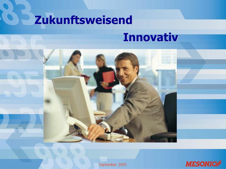 Zukunftsweisend Innovativ