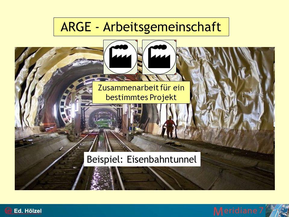 ARGE - Arbeitsgemeinschaft