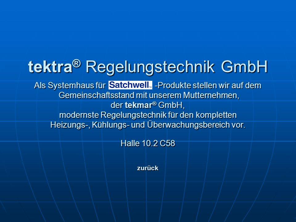 tektra® Regelungstechnik GmbH