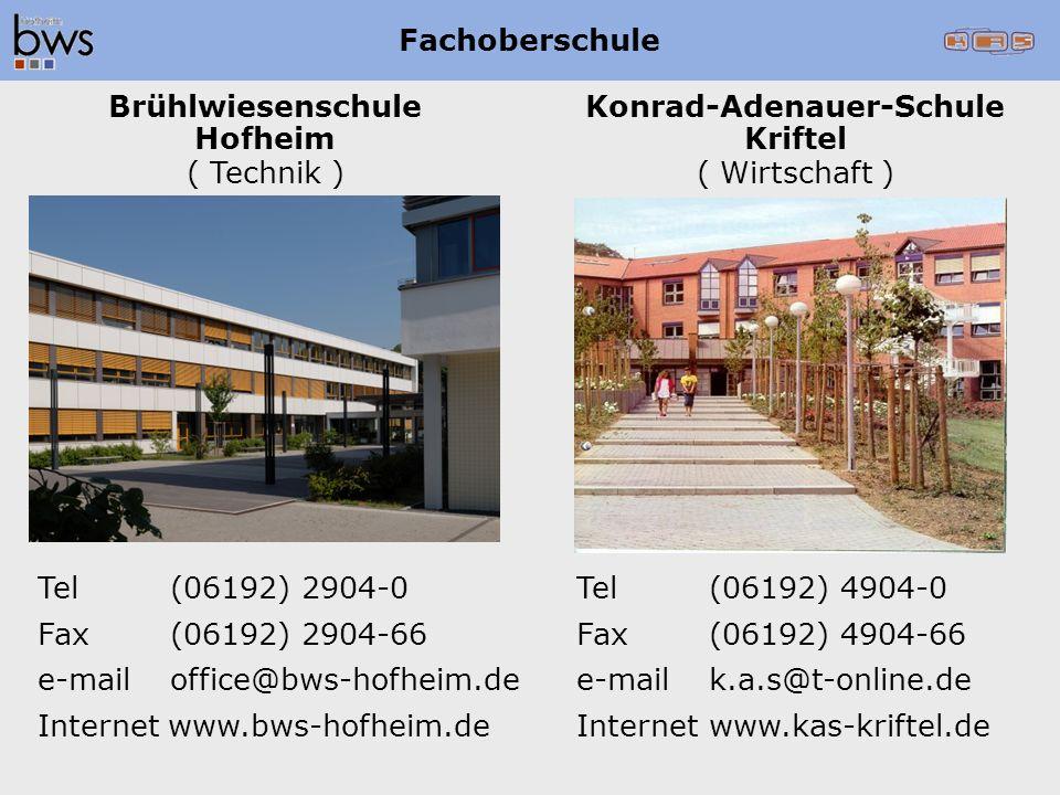 Konrad-Adenauer-Schule Kriftel
