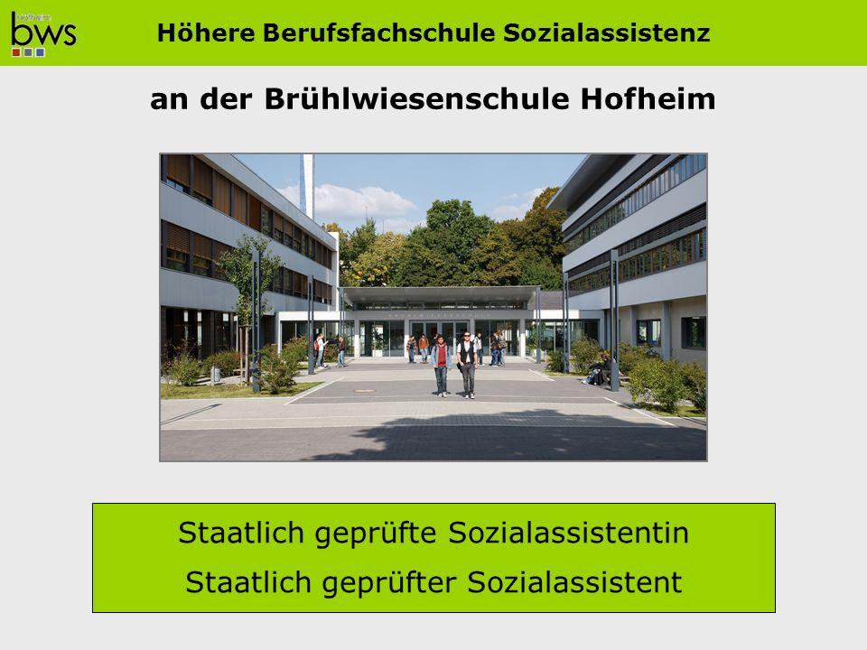 an der Brühlwiesenschule Hofheim
