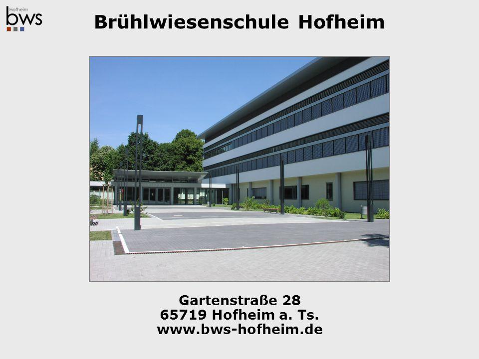 Brühlwiesenschule Hofheim