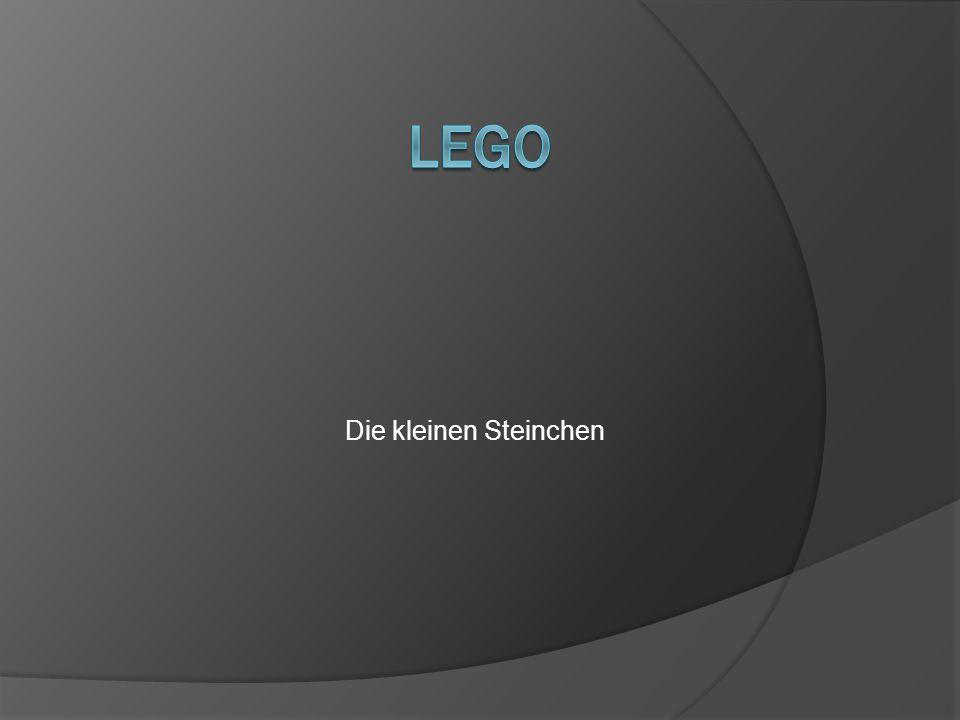 Lego Die kleinen Steinchen