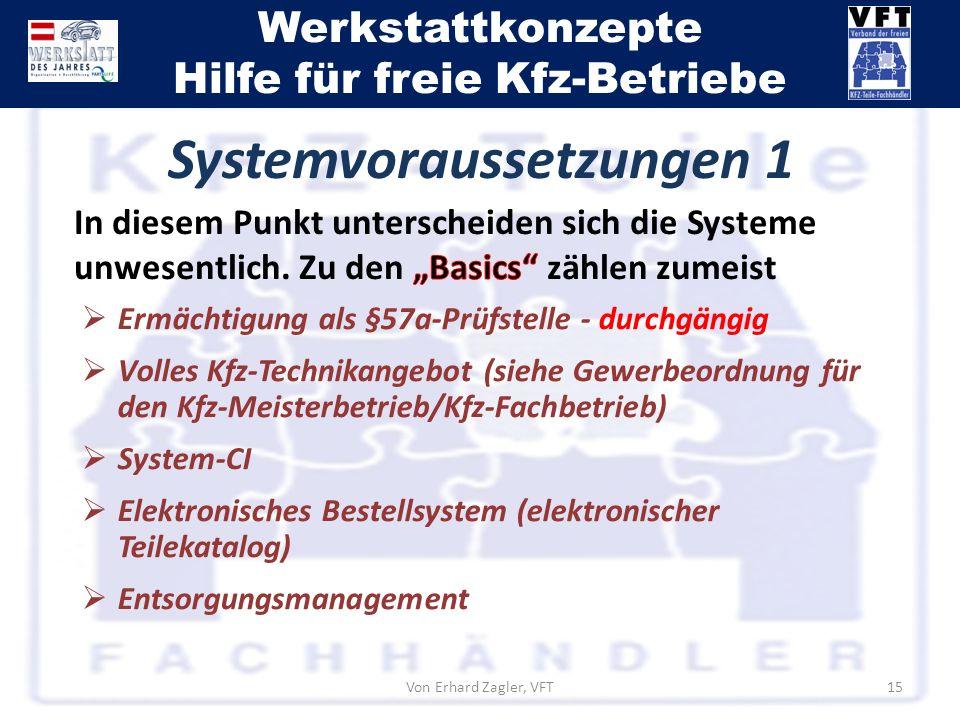 Systemvoraussetzungen 1