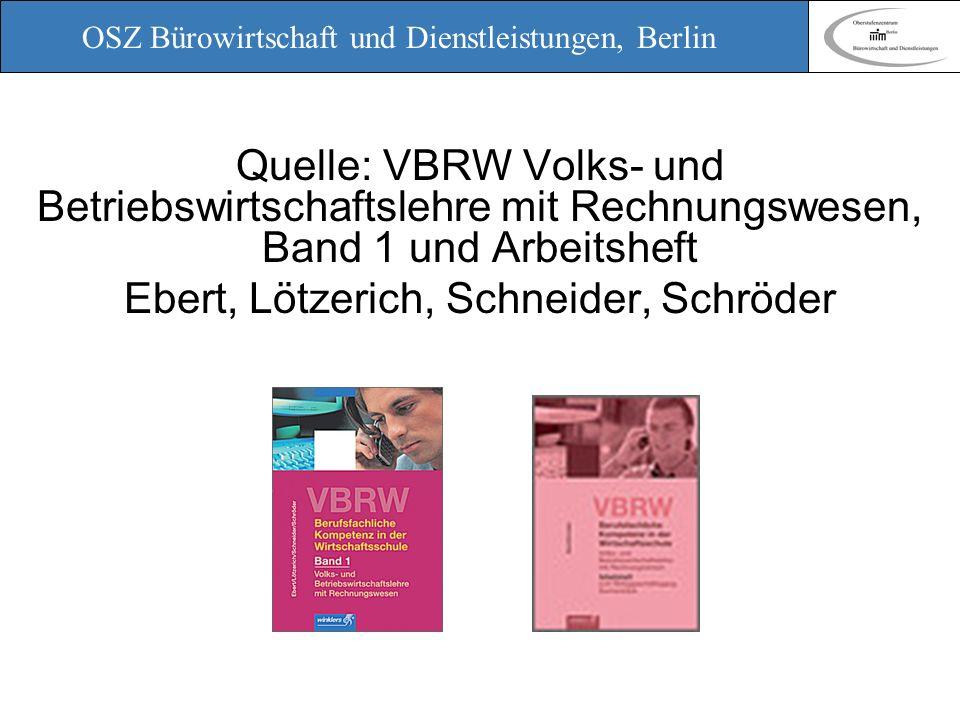 Ebert, Lötzerich, Schneider, Schröder