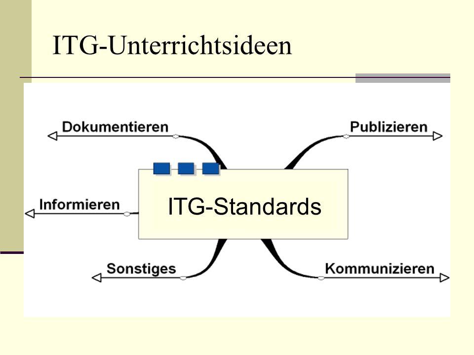 ITG-Unterrichtsideen