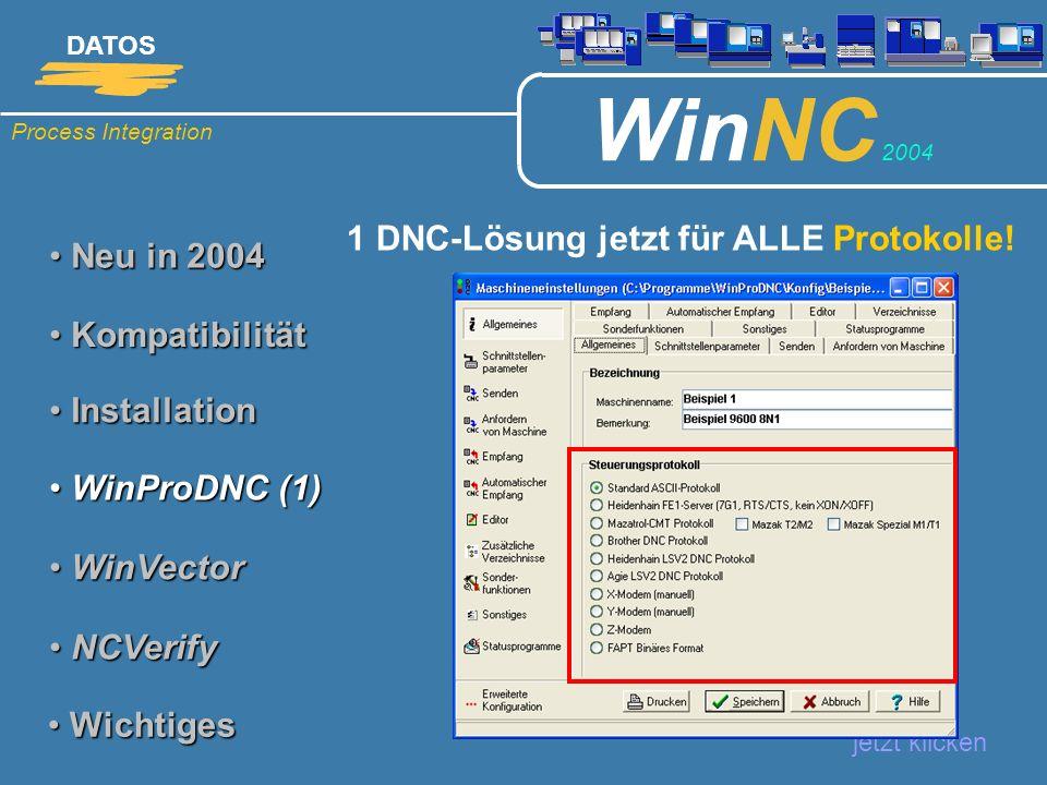 1 DNC-Lösung jetzt für ALLE Protokolle!