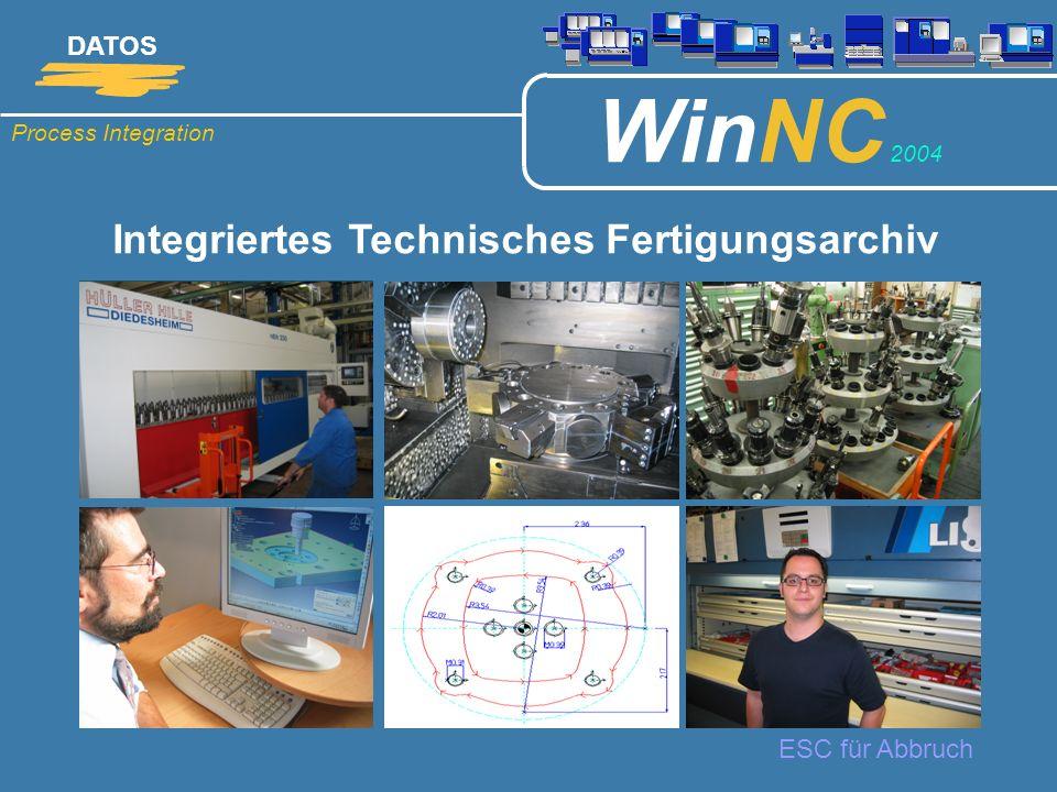 Integriertes Technisches Fertigungsarchiv