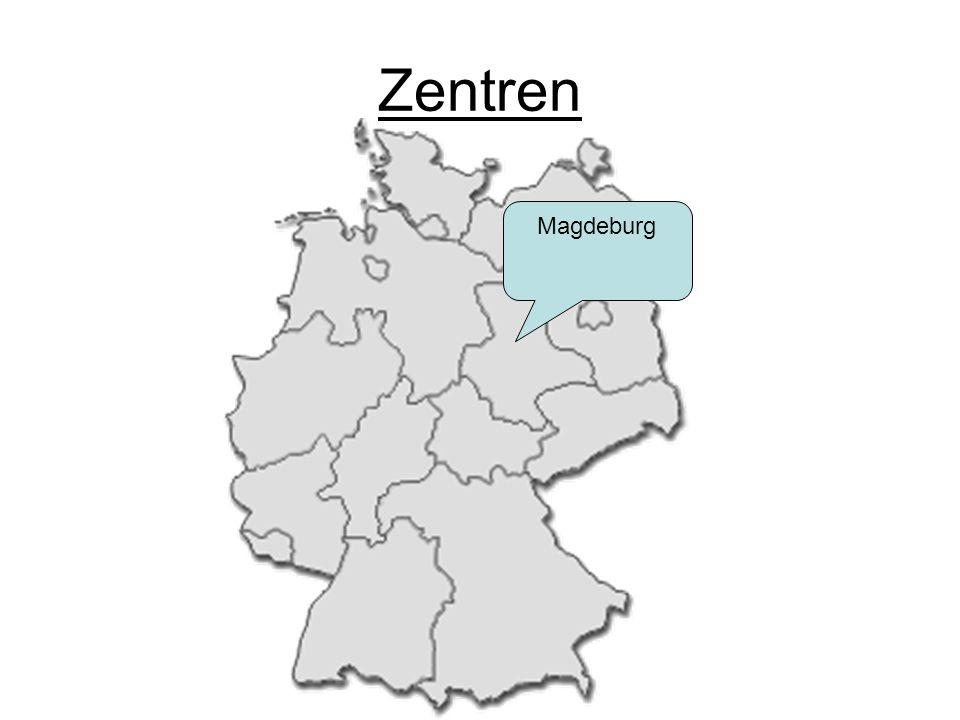 Zentren Magdeburg