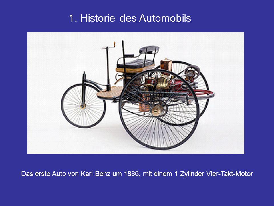 1. Historie des Automobils