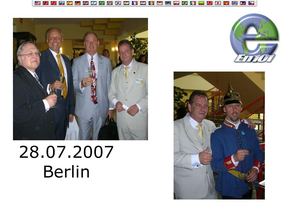 28.07.2007 Berlin