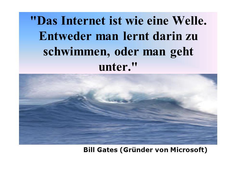Bill Gates (Gründer von Microsoft)