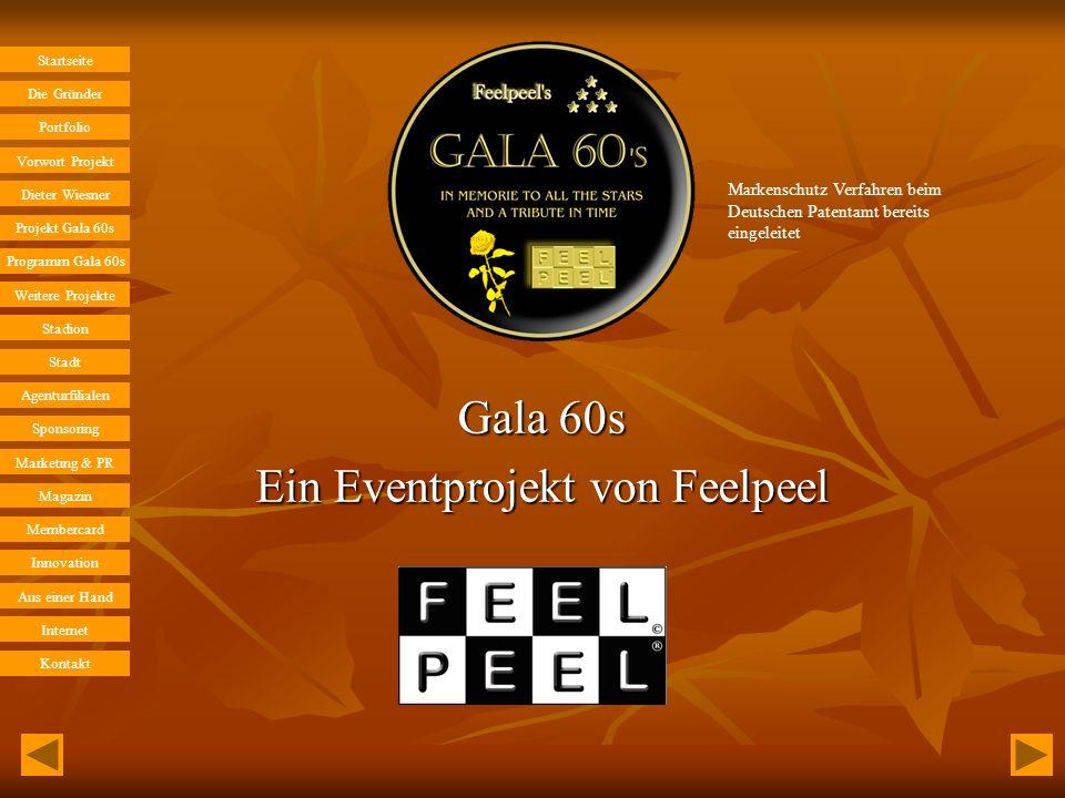 Ein Eventprojekt von Feelpeel