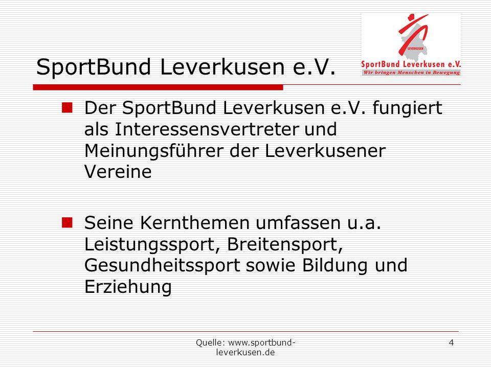 SportBund Leverkusen e.V.