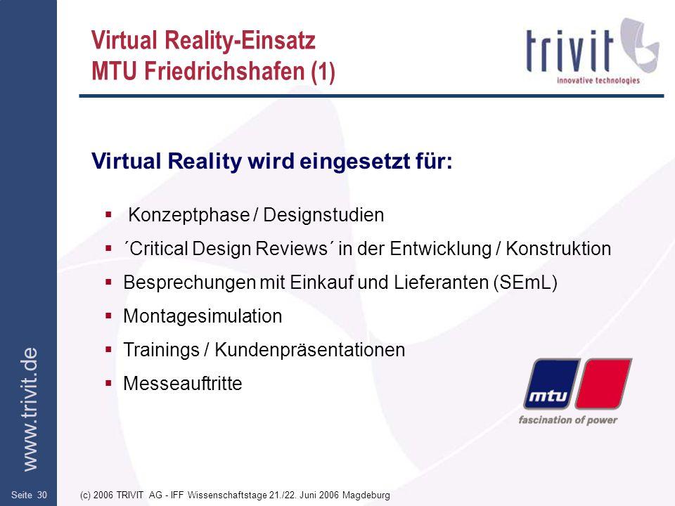Virtual Reality-Einsatz MTU Friedrichshafen (1)
