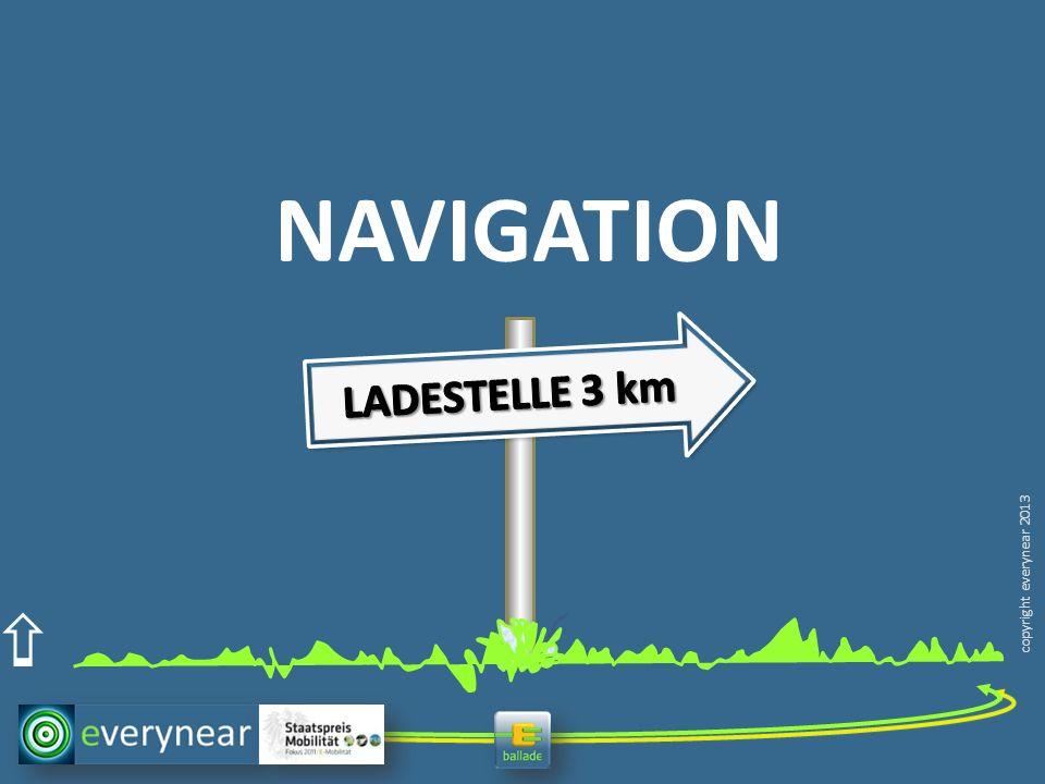 NAVIGATION LADESTELLE 3 km