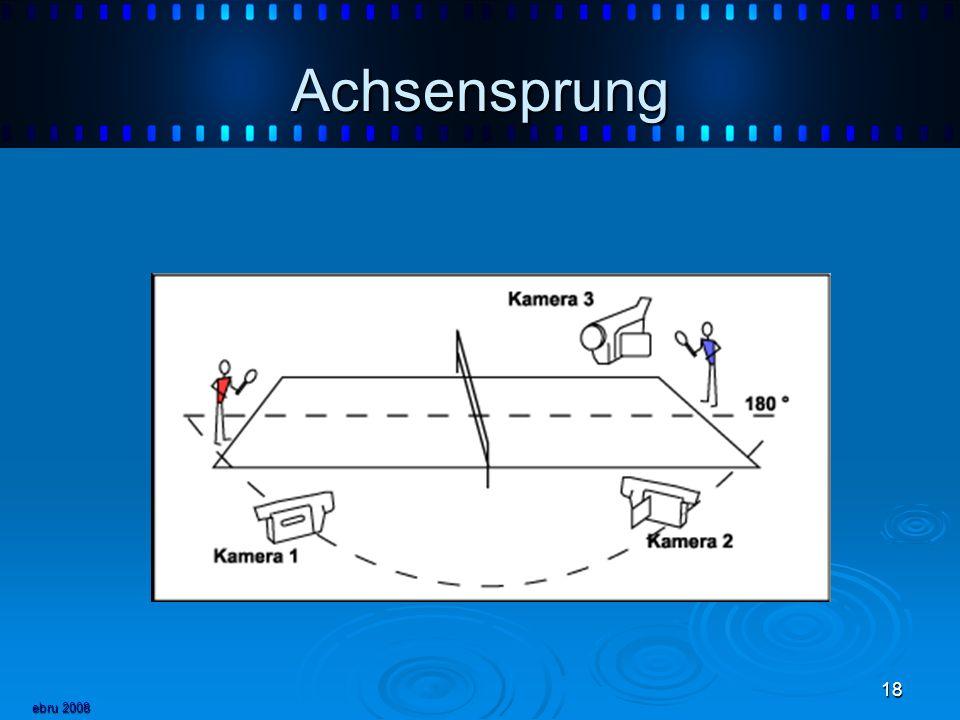 Achsensprung ebru 2008