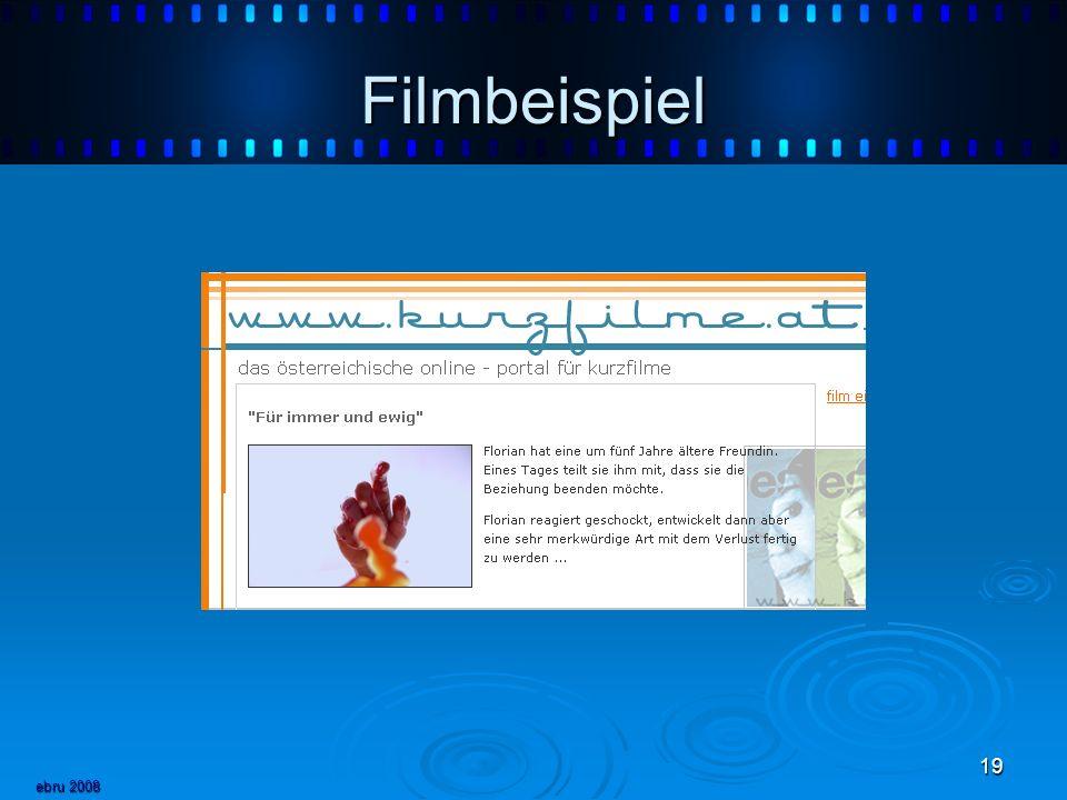 Filmbeispiel ebru 2008