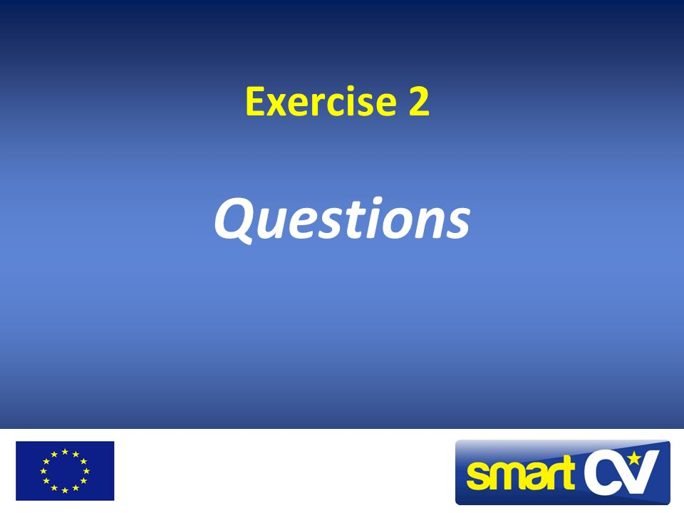 Questions Exercise 2 Put social media feed back up Questions: