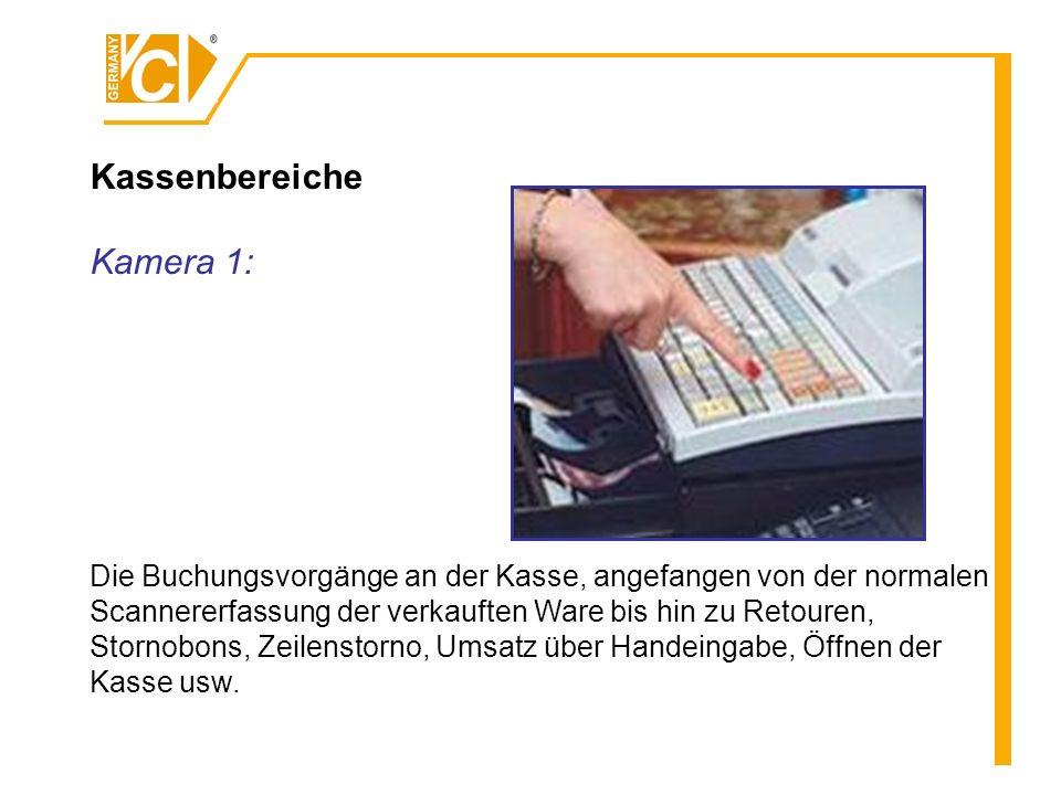 Kassenbereiche Kamera 1: