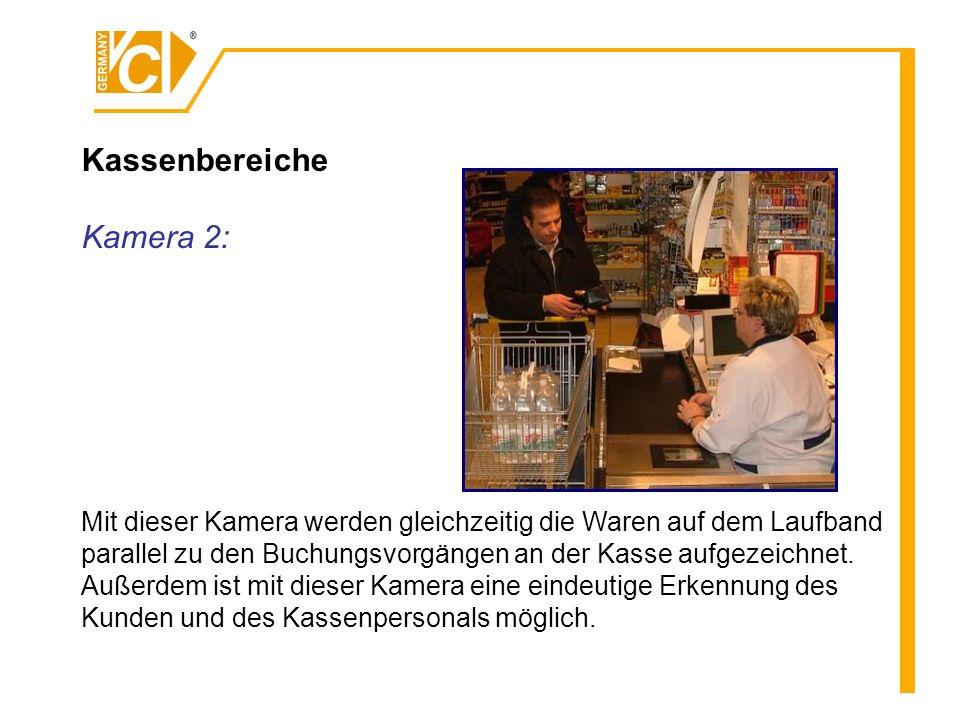 Kassenbereiche Kamera 2: