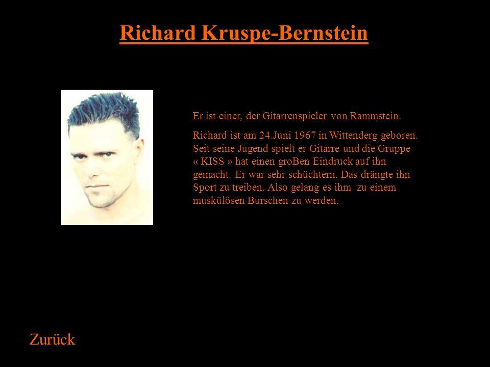 Richard Kruspe-Bernstein