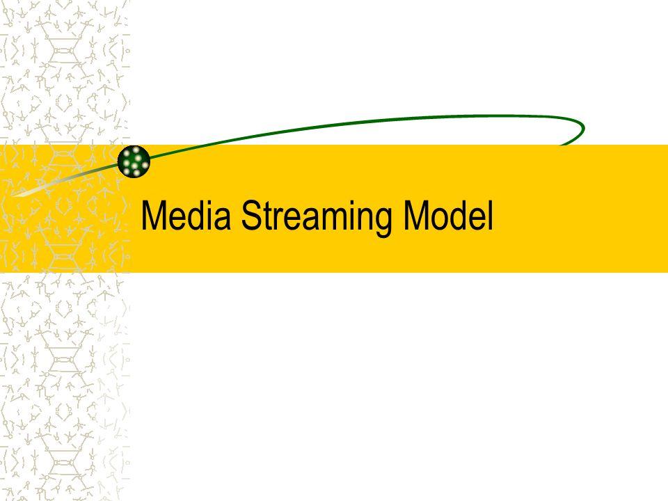 Media Streaming Model