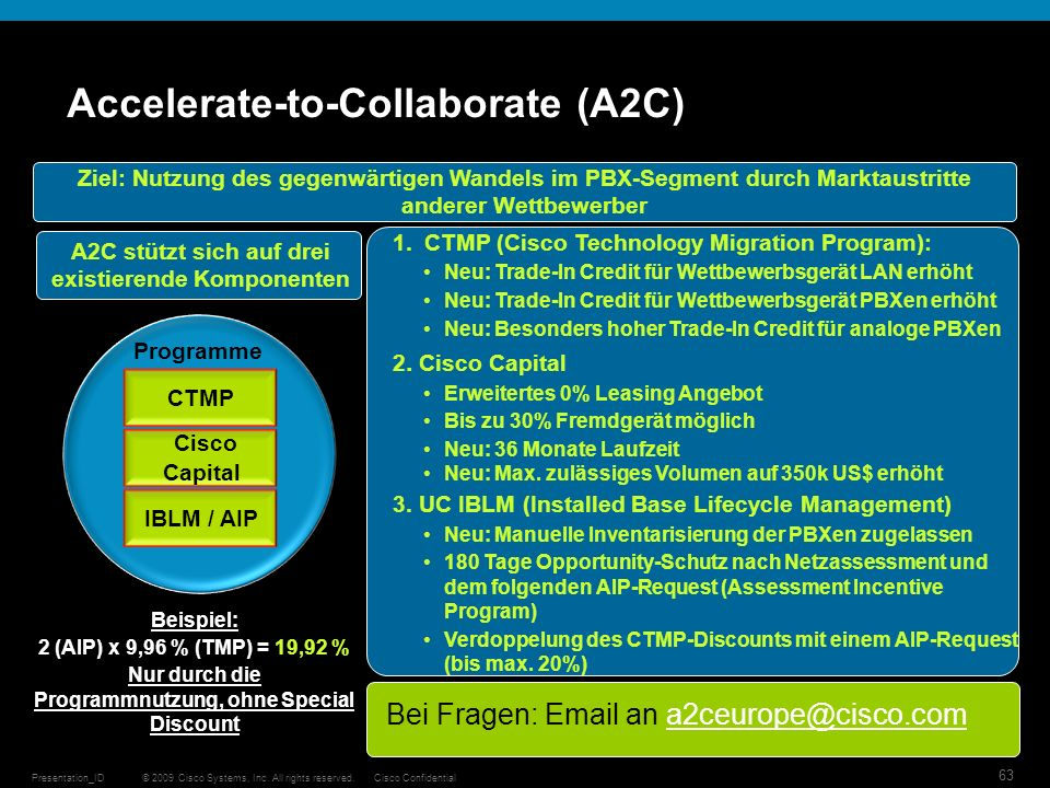 Accelerate-to-Collaborate (A2C)