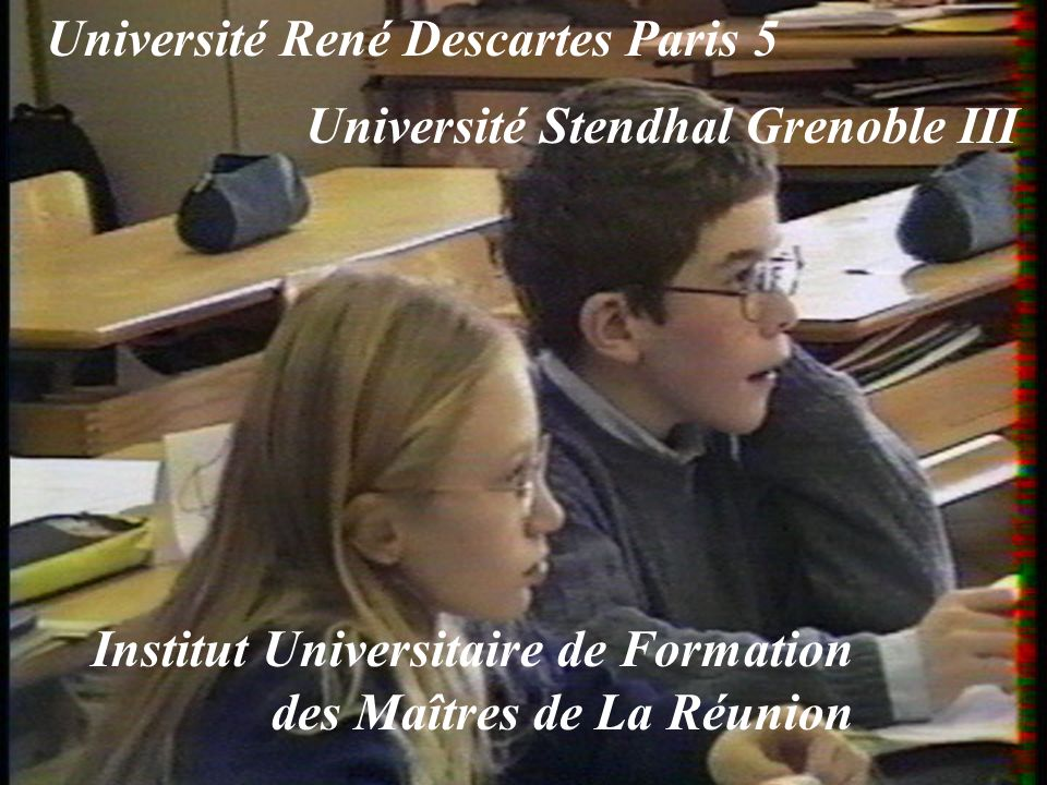 Université René Descartes Paris 5