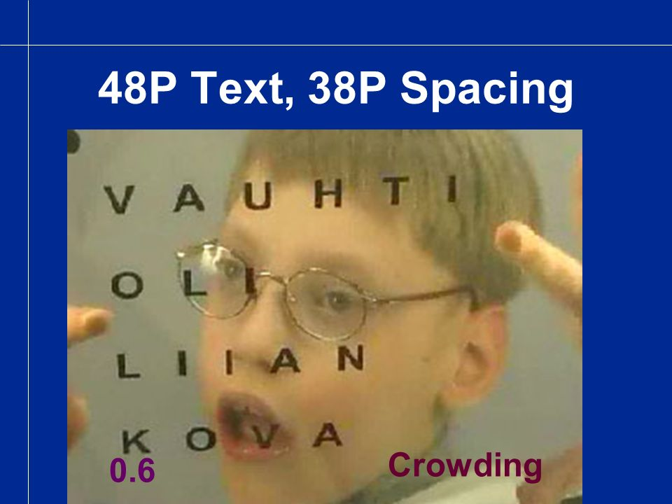 48P Text, 38P Spacing Crowding 0.6