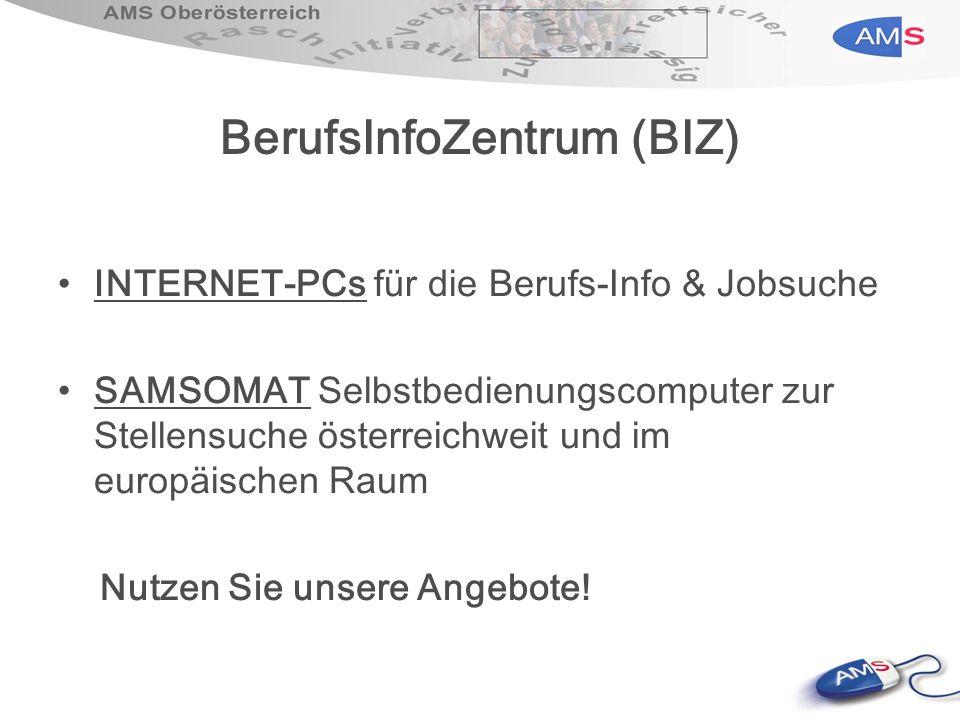 BerufsInfoZentrum (BIZ)