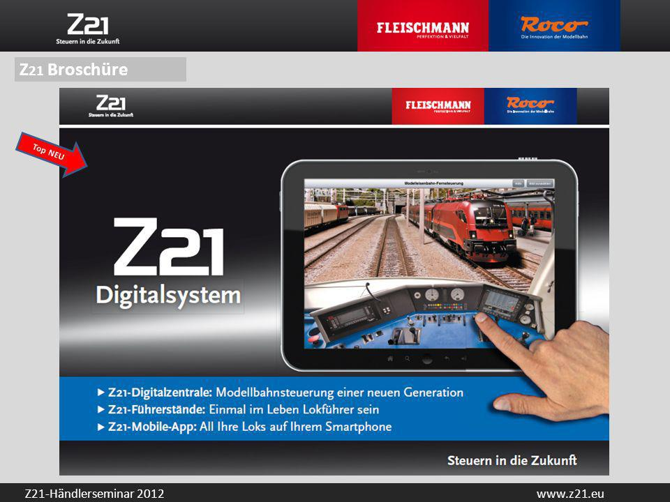 Z21 Broschüre Top NEU