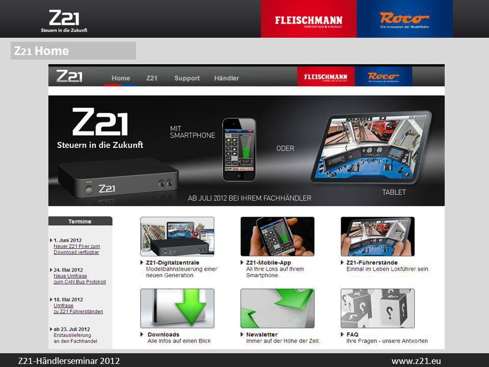 Z21 Home