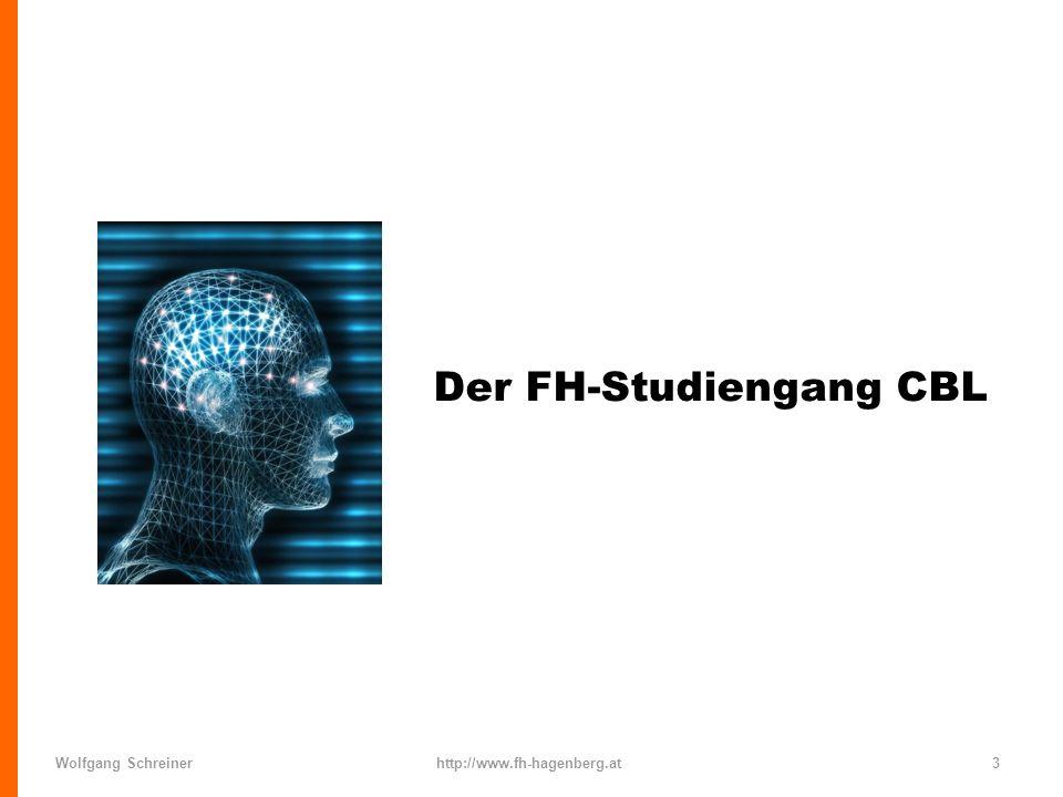 Der FH-Studiengang CBL