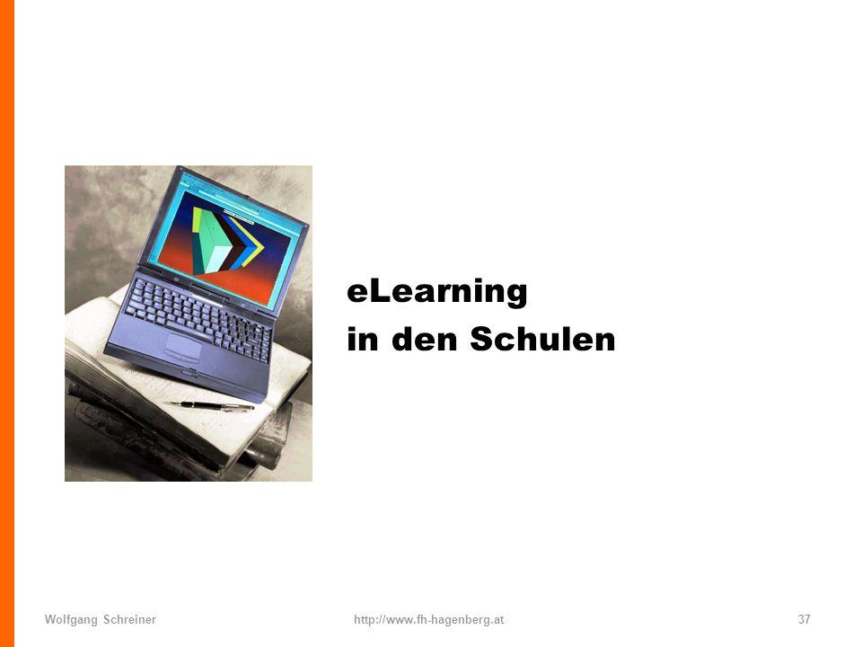 eLearning in den Schulen