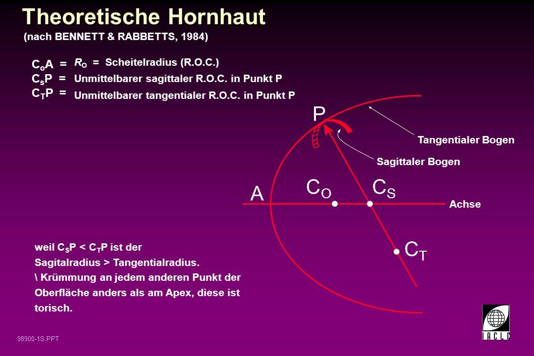 Theoretische Hornhaut