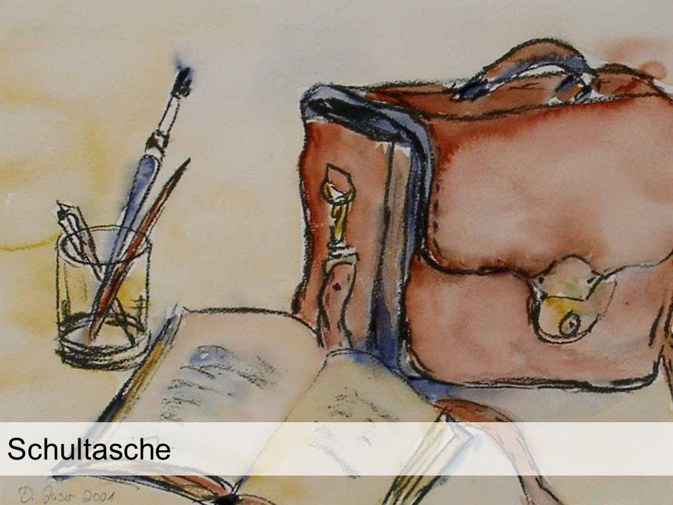 Schultasche Digitale Schultasche Schilw KS Alpenquai 27.01.11