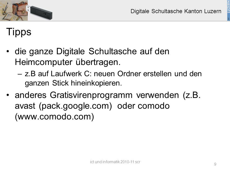 ict und informatik 2010-11 scr