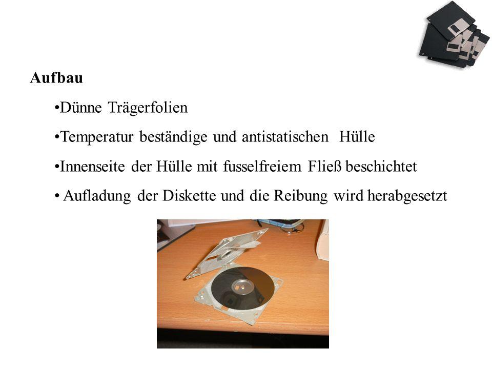 Aufbau Dünne Trägerfolien. Temperatur beständige und antistatischen Hülle. Innenseite der Hülle mit fusselfreiem Fließ beschichtet.