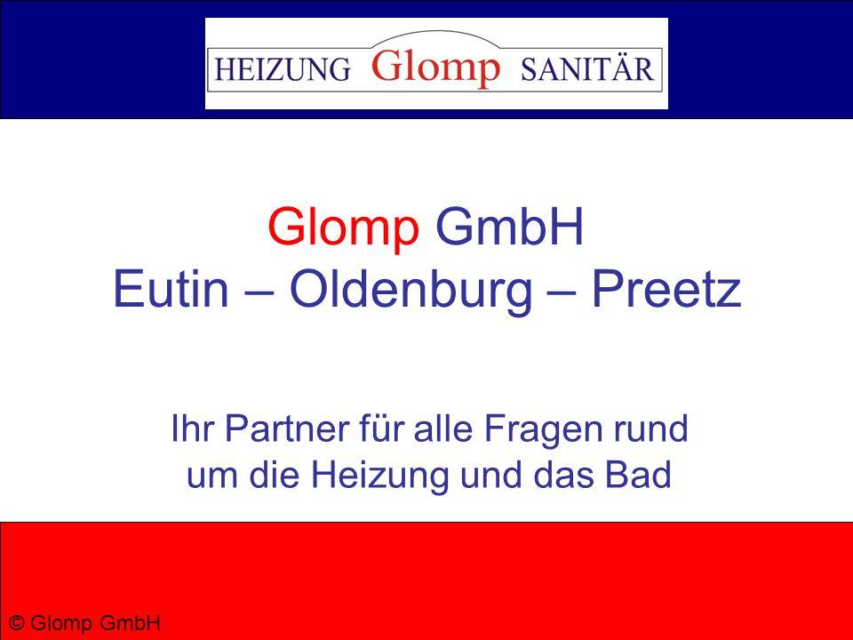 Glomp GmbH Eutin – Oldenburg – Preetz