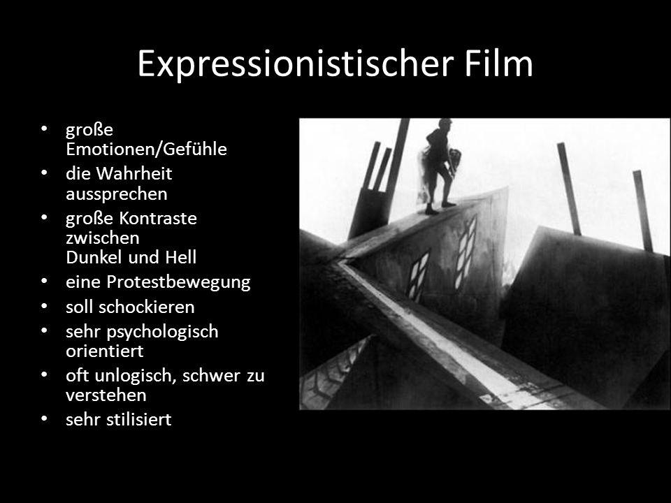 Expressionistischer Film