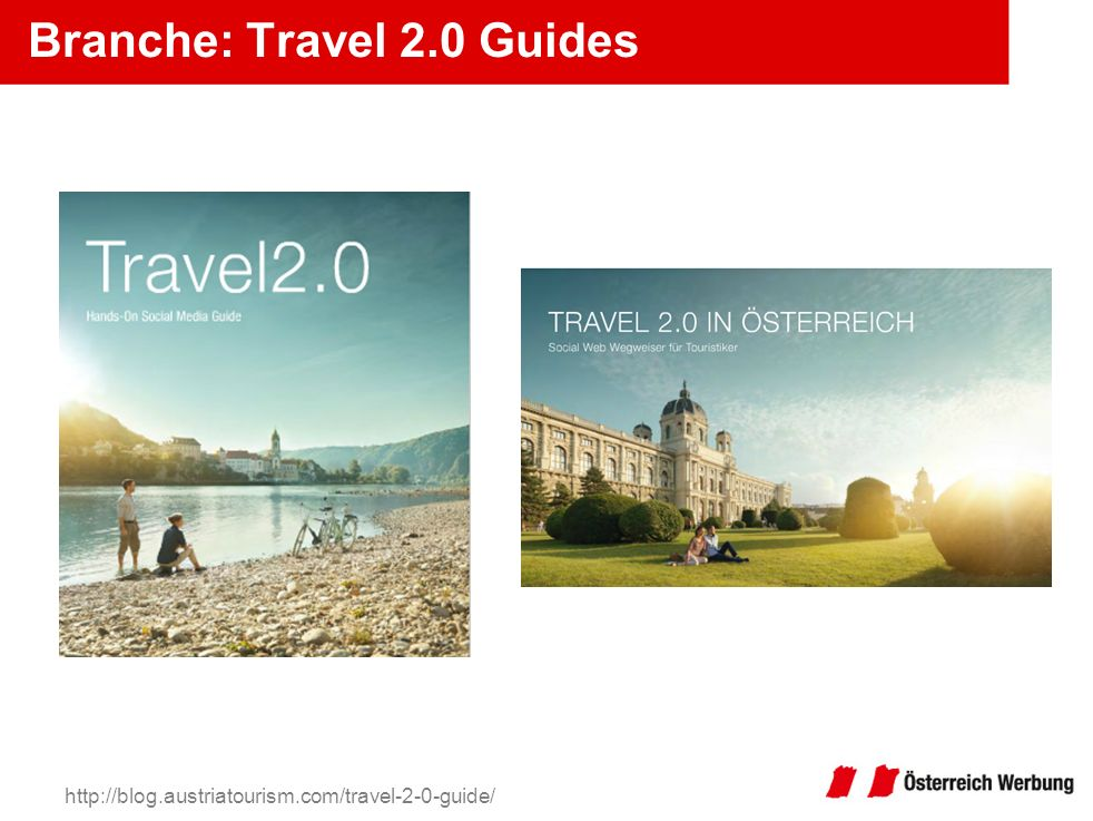 Branche: Travel 2.0 Guides