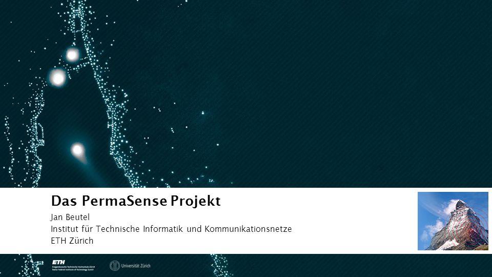 Das PermaSense Projekt