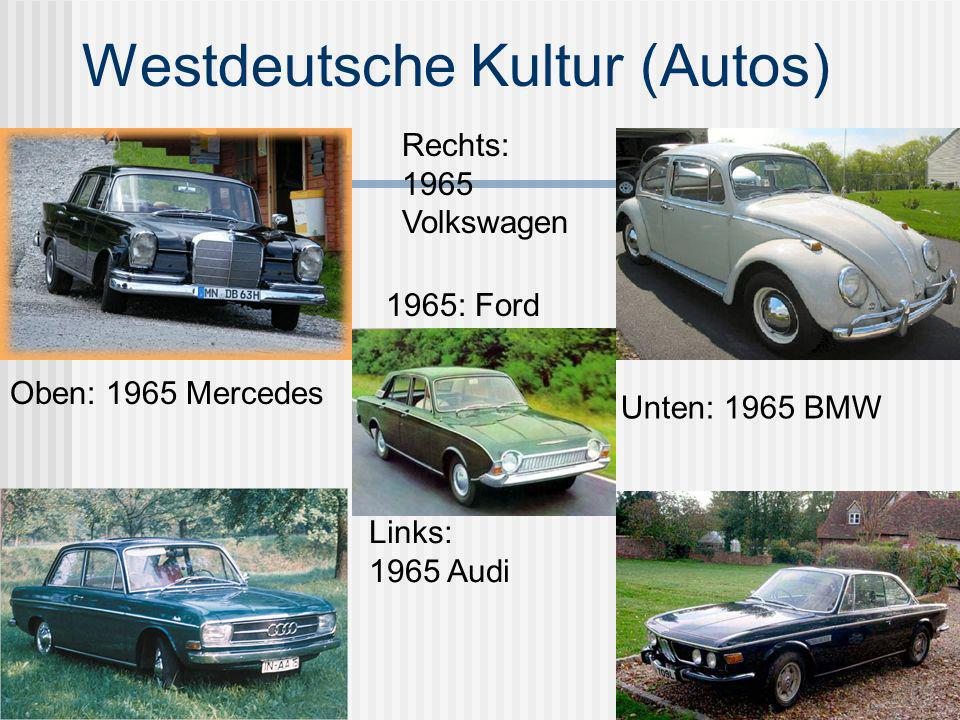 Westdeutsche Kultur (Autos)