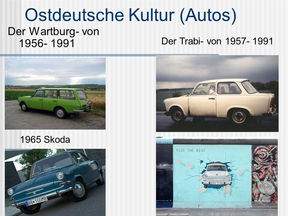 Ostdeutsche Kultur (Autos)