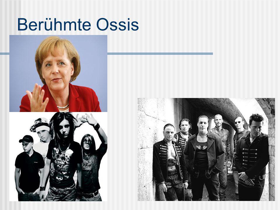 Berühmte Ossis