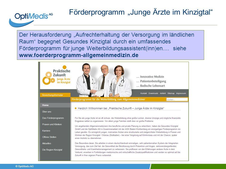 """Förderprogramm """"Junge Ärzte im Kinzigtal"""