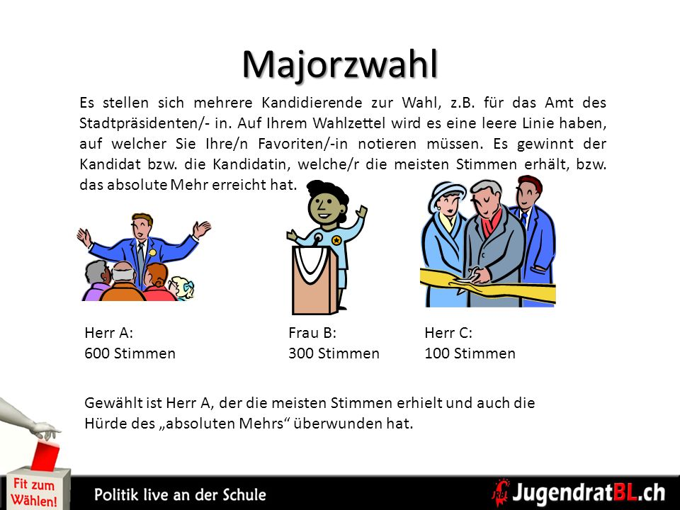 Majorzwahl