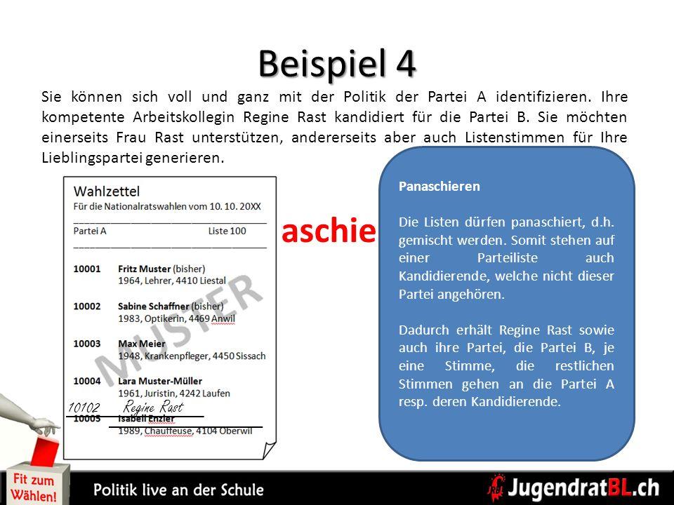 Beispiel 4 Panaschieren 10102 Regine Rast