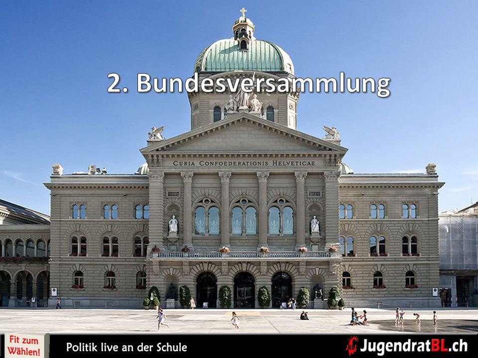 2. Bundesversammlung